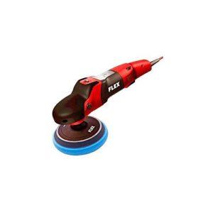 Flex-PE-14-2-150 rotationspoliermaschine getestet